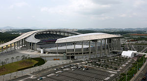 อินช็อน: Incheon Asiad Main Stadium