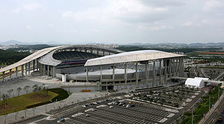 Incheon Asiad Main Stadium stadium