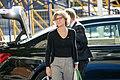 Informal meeting of environment ministers. Arrivals Isabel Garcia (35073250044).jpg