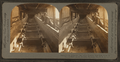 Inside conveyer line which conveys coal from shute at top of shaft up into breaker, Scranton, Pa., U.S.A, from Robert N. Dennis collection of stereoscopic views.png