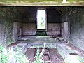 Inside the old boathouse at Loch Allan - geograph.org.uk - 248668.jpg