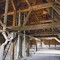 Interieur, overzicht zolder- vernieuwd dak, kapconstructie - Utrecht - 20336946 - RCE.jpg