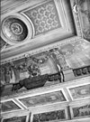 interieur audiëntiezaal, detail gewelfd plafond - apeldoorn - 20023313 - rce