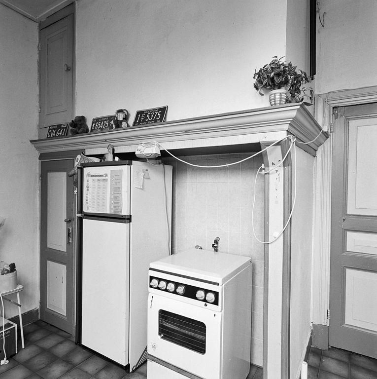Keuken Met Schouw : Bestand:Interieur keuken met schouw – Sint-Michielsgestel – 20325224
