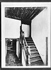 interieur trappenhuis reproductie v.oude foto - geertruidenberg - 20076033 - rce