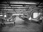 Interior of De Havilland aircraft factory, Rongotai, Wellington, 1939 or 1940 (4535966573).jpg