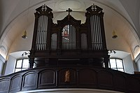 Interior of the Church of the Finding of the True Cross (Brno) 04.jpg