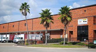 Interline Brands Distribution Center In Jacksonville Florida