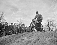 Internationale Motorcross Schijndel . Leslie Archer (Engeland), Bestanddeelnr 907-7581.jpg