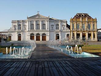 Iquique - Image: Iquique theater