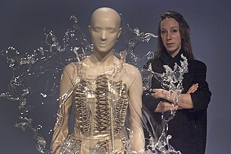 Wearable technology - Iris Van Herpen's water dress