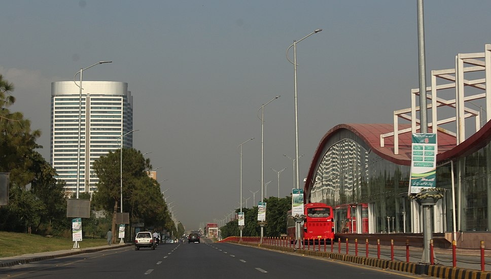Islamabad Metro Bus
