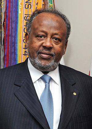 Politics of Djibouti - President of Djibouti Ismaïl Omar Guelleh.