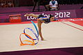 Israel Rhythmic gymnastics at the 2012 Summer Olympics (7915051986).jpg