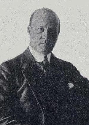 Jørgen Møller - Møller, c. 1920