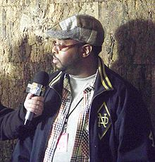 J-Live being interviewed in Atlanta.jpg