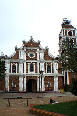 Tuguegarao Cathedral - Image: JC Tuguegarao 2