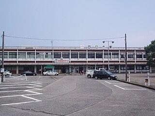 Yokkaichi Station Railway station in Yokkaichi, Mie Prefecture, Japan