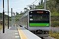 JRE 205 set M4 at Tona Station 2016-10-10 (30682102715).jpg