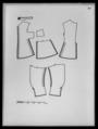 Jacka av ljusgrå sidenrips - Livrustkammaren - 77284.tif
