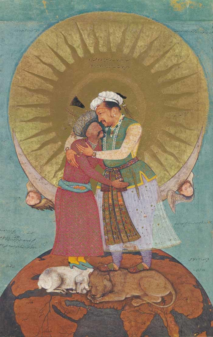 Jahangir & Abbas I