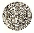 Jahrbuch MZK Band 03 - mittelalterliche Siegel Fig 22 Benediktinerstift Seitenstätten.jpg