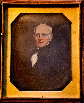 James Roosevelt (1760–1847) - Image: James Roosevelt (1760–1847)