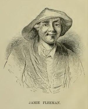 Longside - Jamie Fleeman, the Laird of Udny's Fool