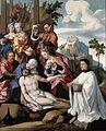 Jan van Scorel - Lamentation of Christ with a Donor - Google Art Project.jpg