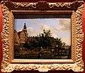 Jan van der heyden, veduta dell'oude kerk ad amsterdam, 1670 ca.jpg