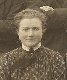 Description de l'image Janet Lane-Claypon 1907.jpg.