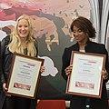 Janine Kunze und Liz Baffoe - Ernennung zu Sportbotschafterinnen-1124.jpg