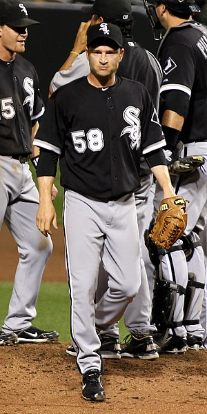 Jason Frasor - Frasor with the Chicago White Sox