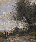 Jean-Baptiste-Camille Corot - The Fisherman's Cottage - Walters 37164.jpg