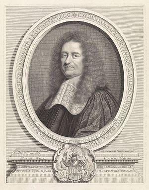 Jean-Baptiste Christyn - Image: Jean Baptiste Christyn, Chancellor of Brabant