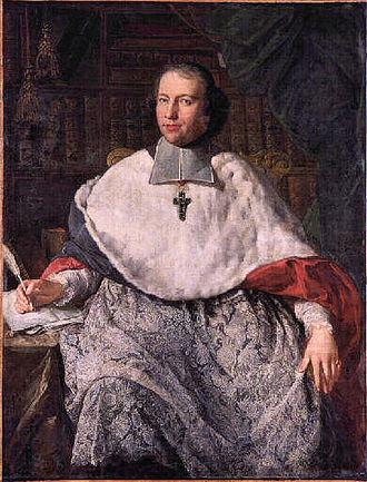 Charles-Joseph Natoire - Image: Jean Joseph Languet de Gergy