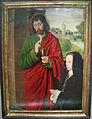 Jean hey, anna di francia, dama di beuajeau e duchessa di bourbon (e la figlia susanna) presentate da s. jacopo, 1492-93.JPG