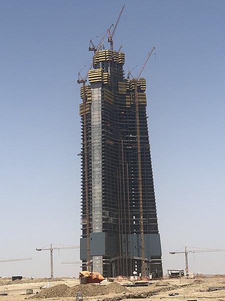 File:Jeddah Tower August 2019 S.Nitzold.jpg