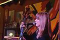 Jennifer Leitham Trio at Cafe 322, 7 March 2012 (6963740659).jpg