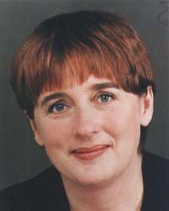 Jenny Macklin - Macklin early in her political career