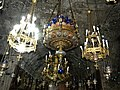 Jerusalem, Mount of Olives, Mary' s Tomb (Chandelier, a gift of Romanian King, Carol I); 11-3000-100 (2).jpg