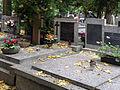 Jerzy Kwieciński - Jerzy Borkowski ps Jurek - Józef Borkowski ps Skaryś - Janina Borkowska - Cmentarz Wojskowy na Powązkach (183).JPG