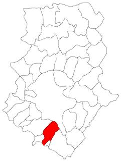 Jilava Commune in Ilfov, Romania