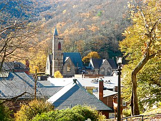 Jim Thorpe, Pennsylvania Place in Pennsylvania, United States