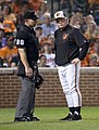 Jim Wolf and Buck Showalter in 2015 (19509469383).jpg