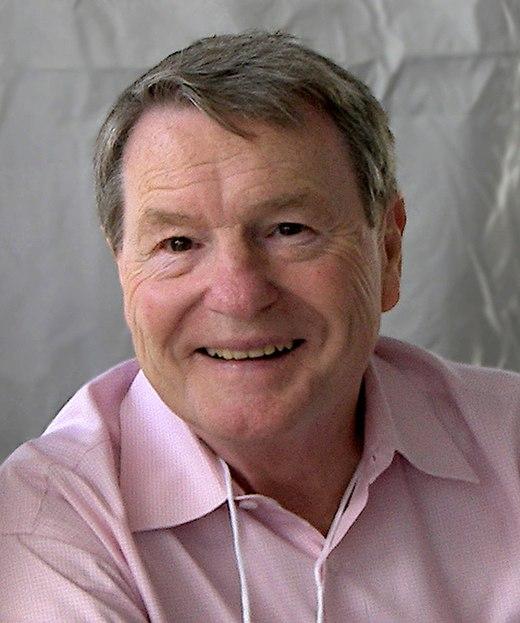 Jim lehrer 2007