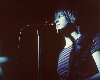 Jimmie Mack - Jimmie Mack playing live at The Studio nightclub in Staten Island, NYC circa 1978.