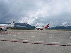 四川九寨黄龍空港 - Wikipedia