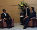 Joaquin Castro with Shinzo Abe.png
