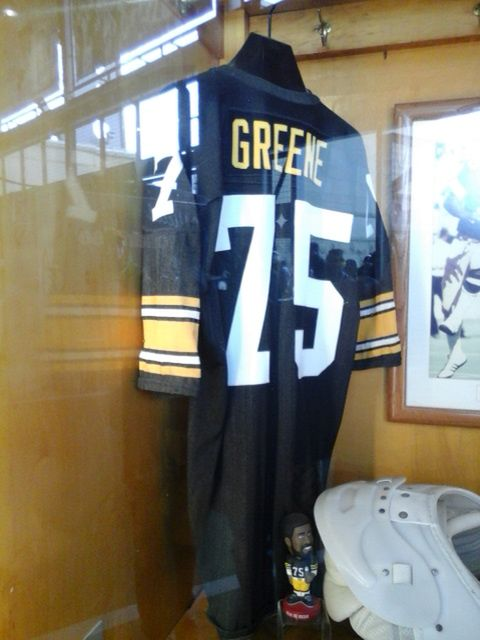 Joe Greene Jersey BobbleHead